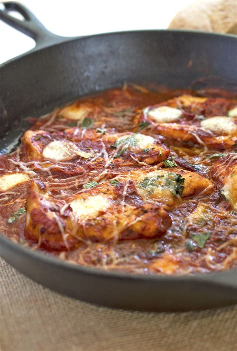Easy One Pan Italian Chicken Skillet (15 minute meal