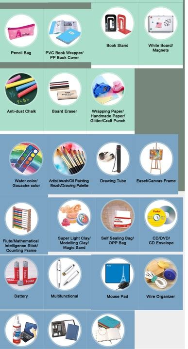 Supplier Of High Quality School And Office Stationeries