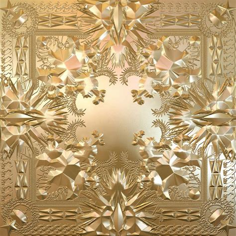 Jay-Z and Kanye West's Givenchy designed album cover is