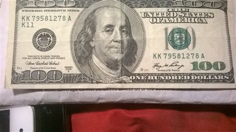 Artifact Collectors - Re:How much is a hundred dollar bill