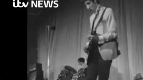 Film of first ever Brighton Festival, starring The Who