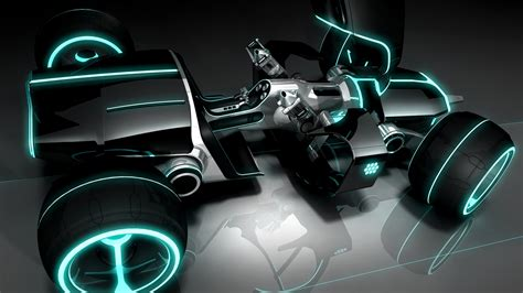 TRON LEGACY Light Car Wallpapers | HD Wallpapers | ID #9039