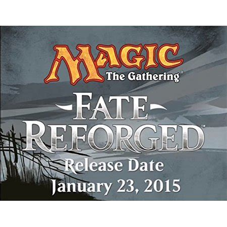 Magic The Gathering Fate Reforged Set of 5 Intro Decks