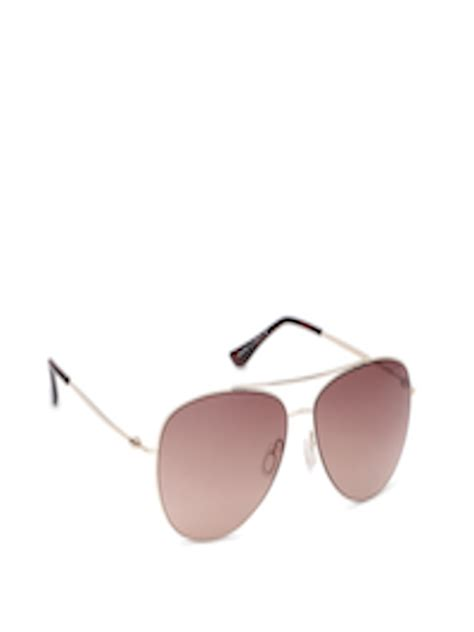 Buy French Connection Unisex Aviator Sunglasses
