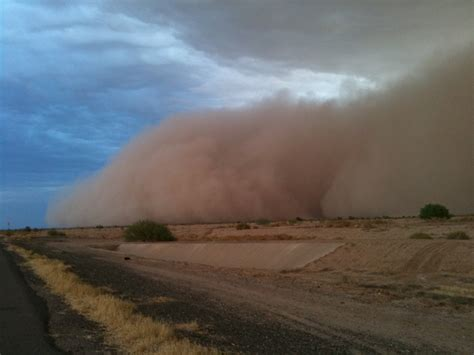 Heed the Warnings: Safety Tips For Driving When Dust