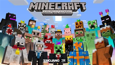 Download Now Free Birthday Skin Pack for Minecraft on Xbox