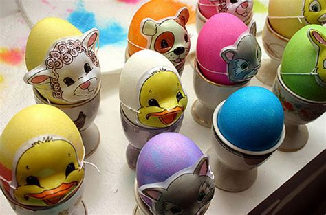 20+ Best Easter Egg Designs & Ideas that you can try in