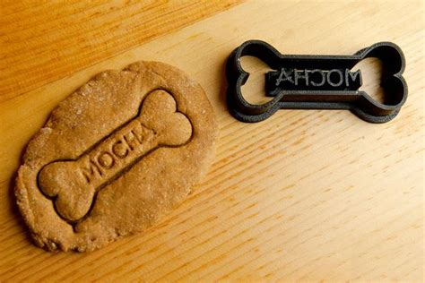 3D Printed Personalized Cookie Cutters | More Custom