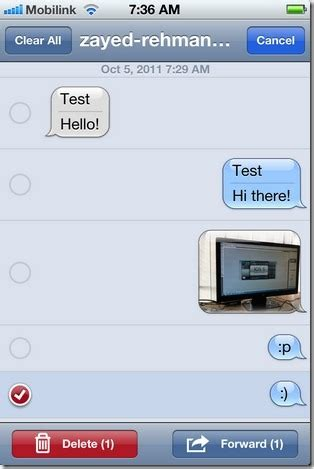 iMessage Is A Native 3G / WiFi Messaging Service For All