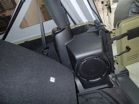 2011-2014 Jeep Wrangler and Wrangler Unlimited Car Audio