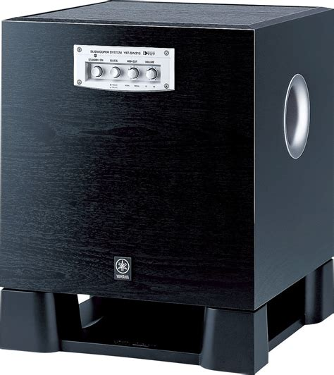 YST-SW315 - Overview - Speaker Systems - Audio & Visual