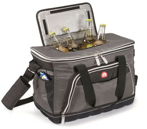 IGLOO 36 Can Tundra Cooler Bag With Antimicrobial Bag