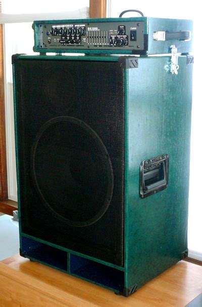 Platonic Fox - fEarful Bass Cabinet - Why you should build