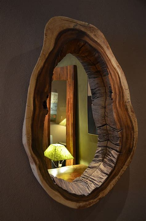 24 Chic Live Edge Wood Furniture Objects To Try - Shelterness