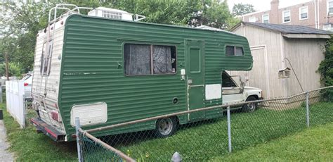 1986 Toyota Dolphin Motorhome For Sale in Drexel Hill, PA