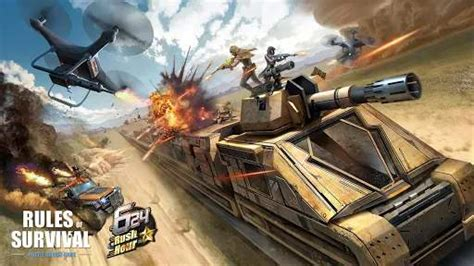RULES OF SURVIVAL Game Review_Best Games Collection