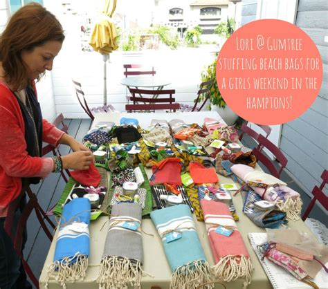 Gifts for a Hampton's Girls Weekend…   Gum Tree Blog