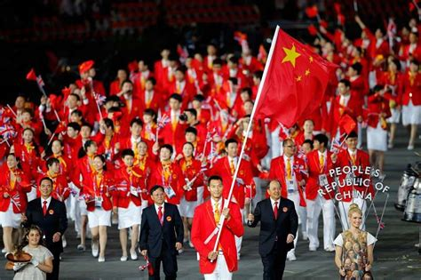 Why is China so successful in the Olympics?