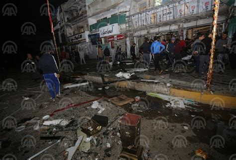 Iraq: Double suicide bombing kills 25 in Baghdad - The