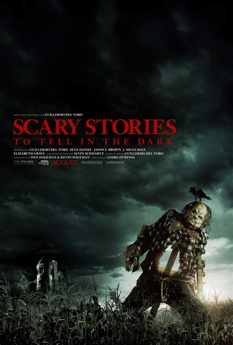 First Scary Stories to Tell in the Dark trailer drops