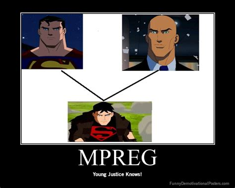 Young Justice Mpreg by The-Thermals-groupi on DeviantArt