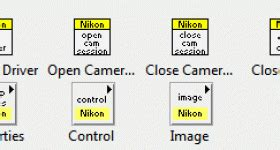 Products - LabVIEW Camera Control for Nikon SLR