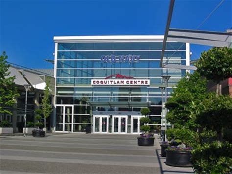 Coquitlam Center Mall shoppers guide
