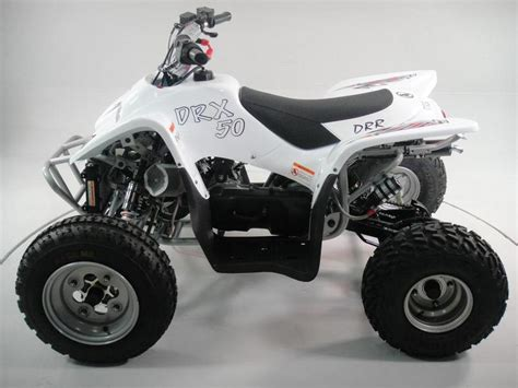 Page 26684 ,New 2016 DRR DRX 90 DRX90 Youth Racing ATV in
