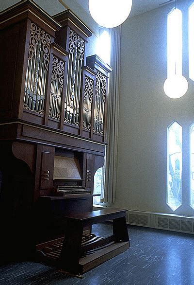 Kulas Organ Center | Oberlin College and Conservatory