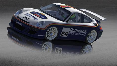 Rothmans Porsche by David Hingston - Trading Paints