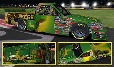 John Deere by Clyde Coman - Trading Paints