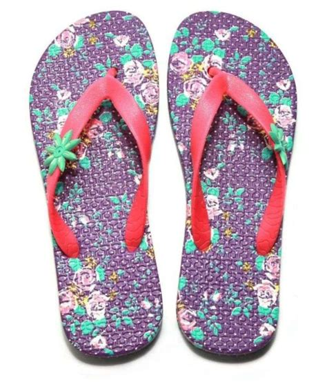 LRB Red Slippers Price in India- Buy LRB Red Slippers