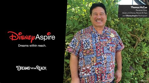 Dreams Within Reach: Aulani Cast Member Heads Back to