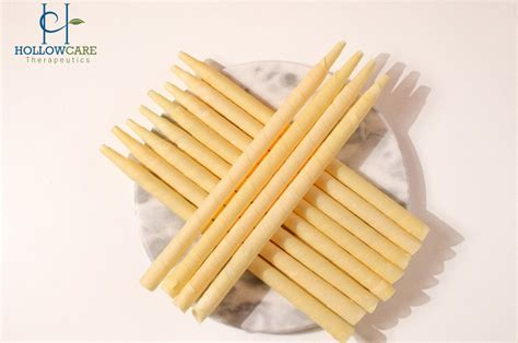 Earwax Removal Candles - Hollowcare in 2020 | Ear candling