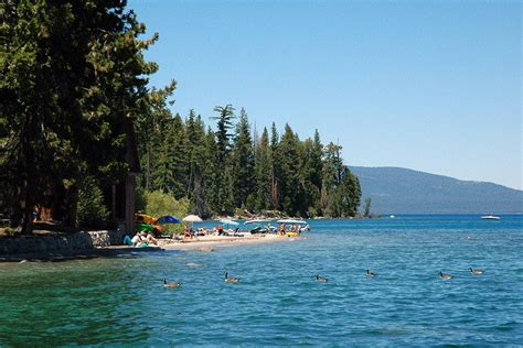 Ed Z'berg - Sugar Pine Point State Park: Tahoe Attractions