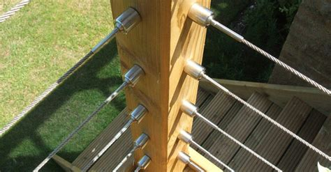 Balustrade Cable Railing Projects   S3i Group