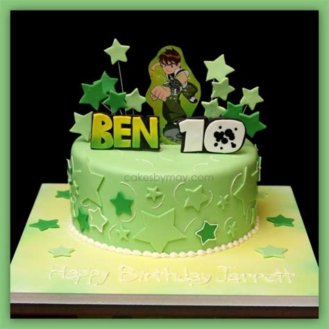 Cakes by Maylene: Ben 10 and Alice in Woderland Cakes