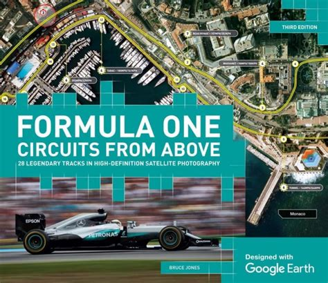 Formula One Circuits from Above (Third Edition) | Motoring