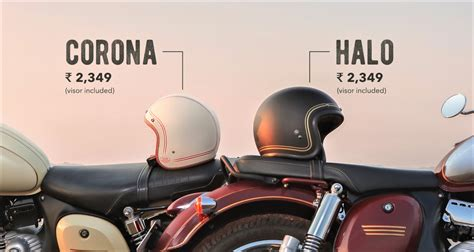 Jawa Helmets & Riding Gear Price List Officially Revealed