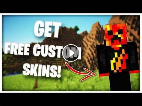 How To Get *FREE CUSTOM SKINS* In Minecraft Xbox One!