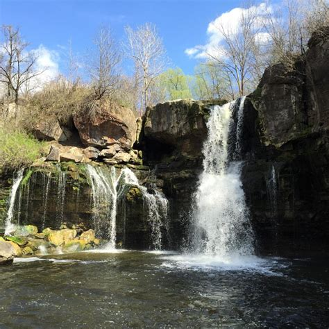 Akron Falls | Erie County Parks, Recreation and Forestry