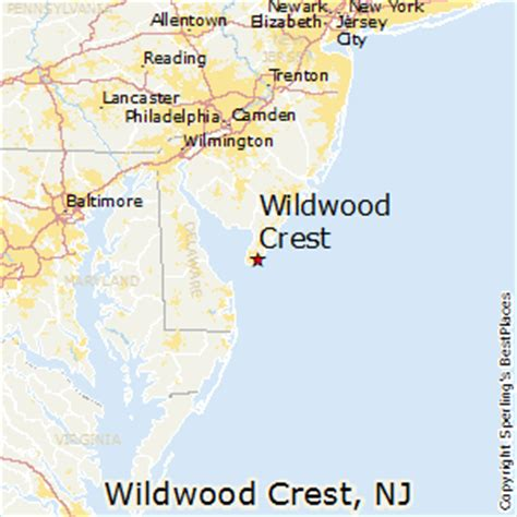 Best Places to Live in Wildwood Crest, New Jersey