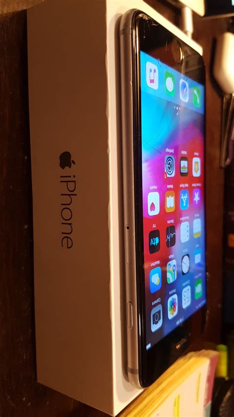 IPhone 6 Plus, Space Gray, 64GB - Islamabad Mobile Phone