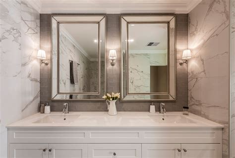 Hamptons-style ensuite - Completehome