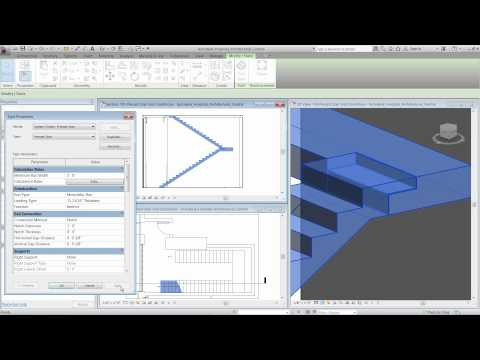 Concrete Stairs | | CAD Block And Typical Drawing For